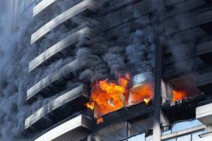 Пределы огнестойкости строительных конструкций